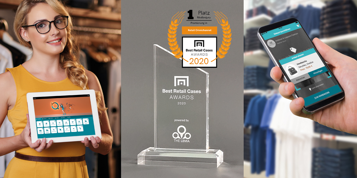 Best Retail Cases: Platz 1 für ROQQIO